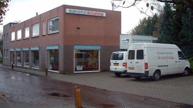 Keukencentrum Geurderstraat